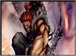 Street Fighter X Tekken, Akuma